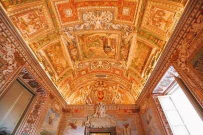 Exploring Vatican City And The Sistine Chapel, Rome (29)