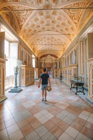 Exploring Vatican City And The Sistine Chapel, Rome (43)