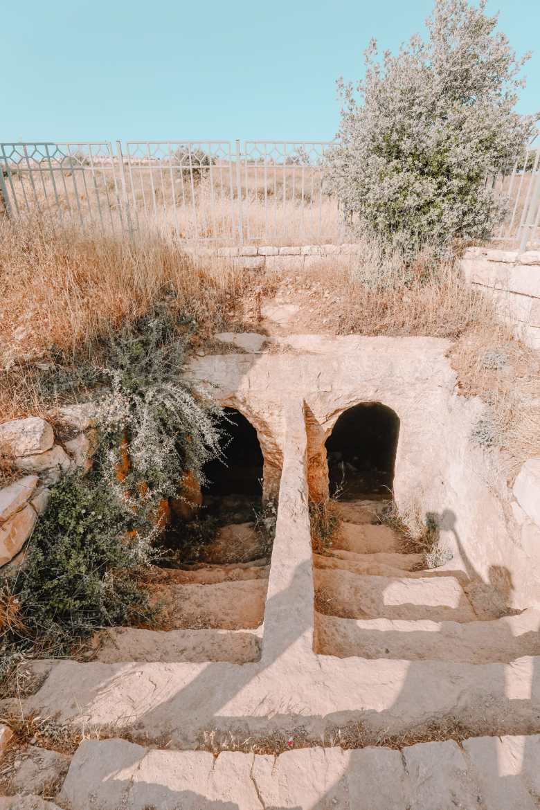 On The Israel Palestine Conflict - Visiting The West Bank (2)