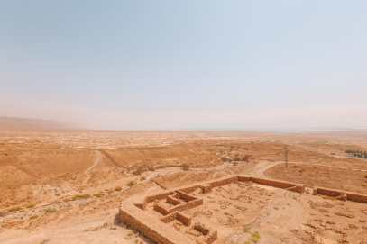 Journey To The Dead Sea And The Ancient Fortress Of Masada (21)