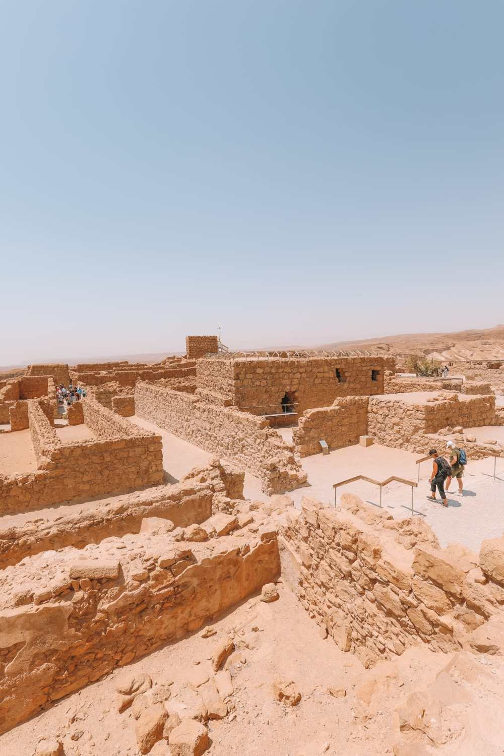 Journey To The Dead Sea And The Ancient Fortress Of Masada (35)
