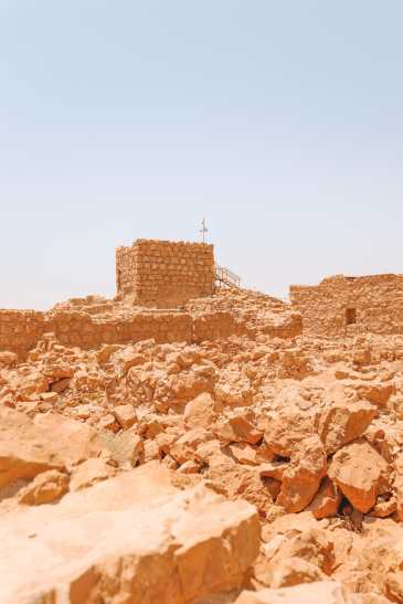 Journey To The Dead Sea And The Ancient Fortress Of Masada (46)