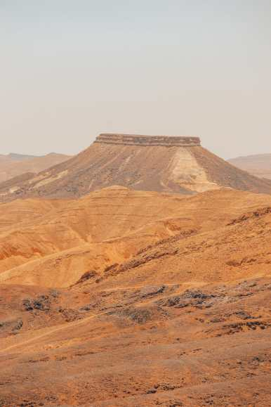 24 Hours In Makhtesh Ramon Crater, In The Negev Desert (13)