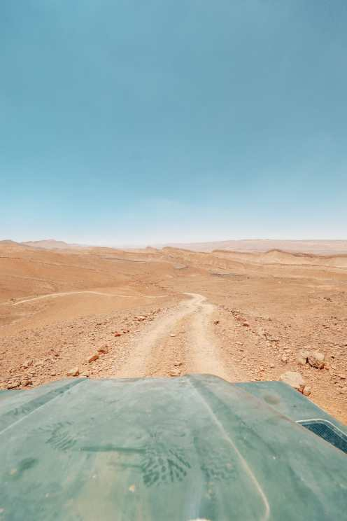24 Hours In Makhtesh Ramon Crater, In The Negev Desert (21)