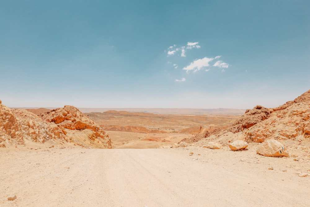 24 Hours In Makhtesh Ramon Crater, In The Negev Desert (29)