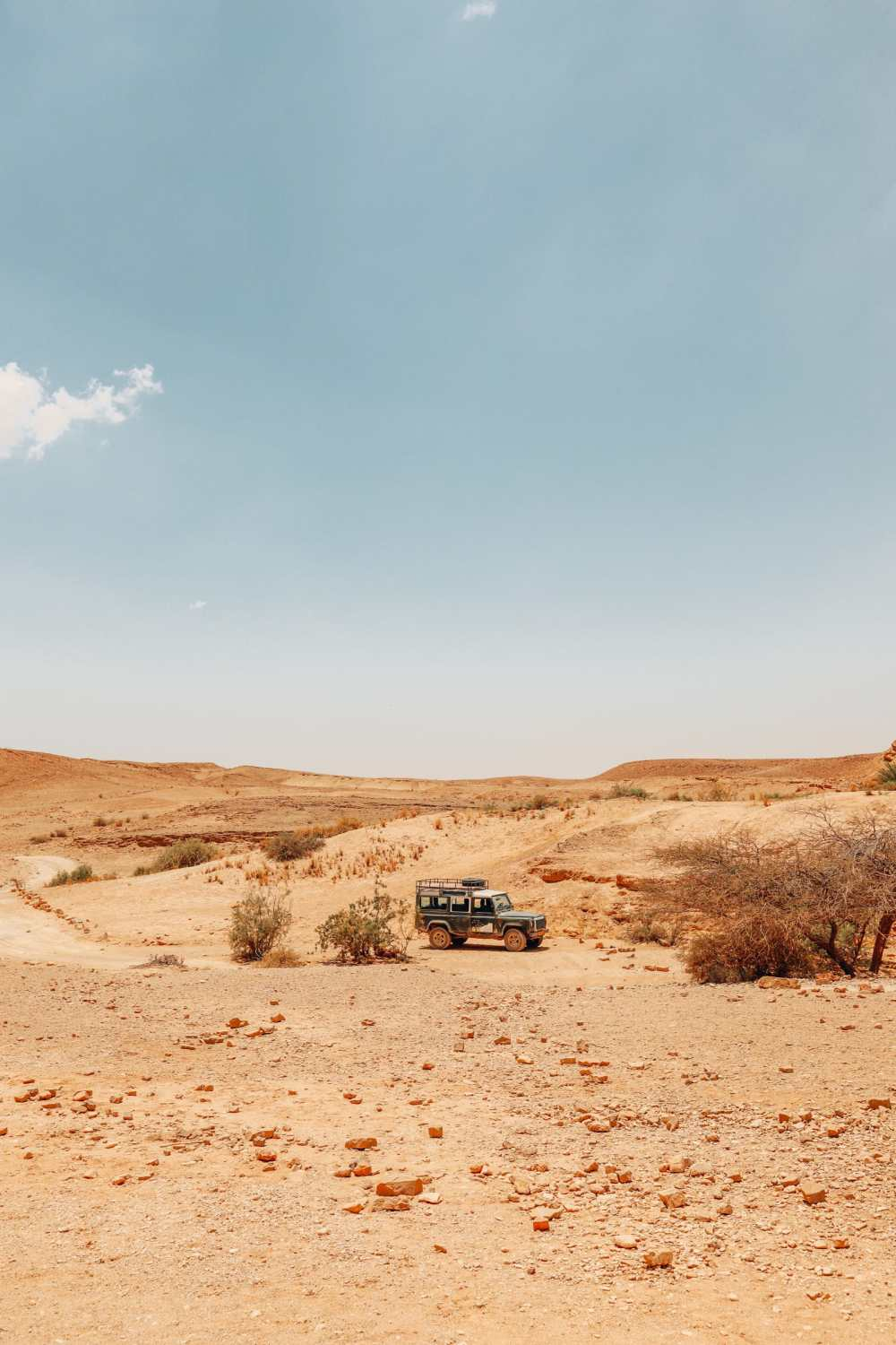 24 Hours In Makhtesh Ramon Crater, In The Negev Desert (30)