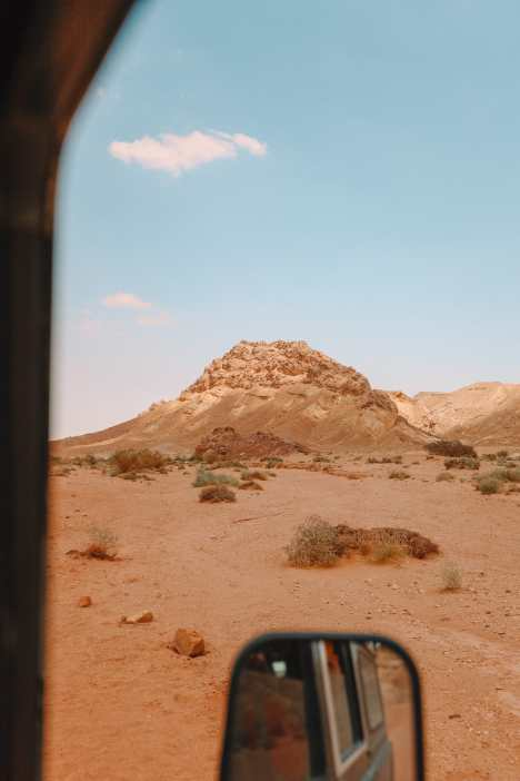 24 Hours In Makhtesh Ramon Crater, In The Negev Desert (43)