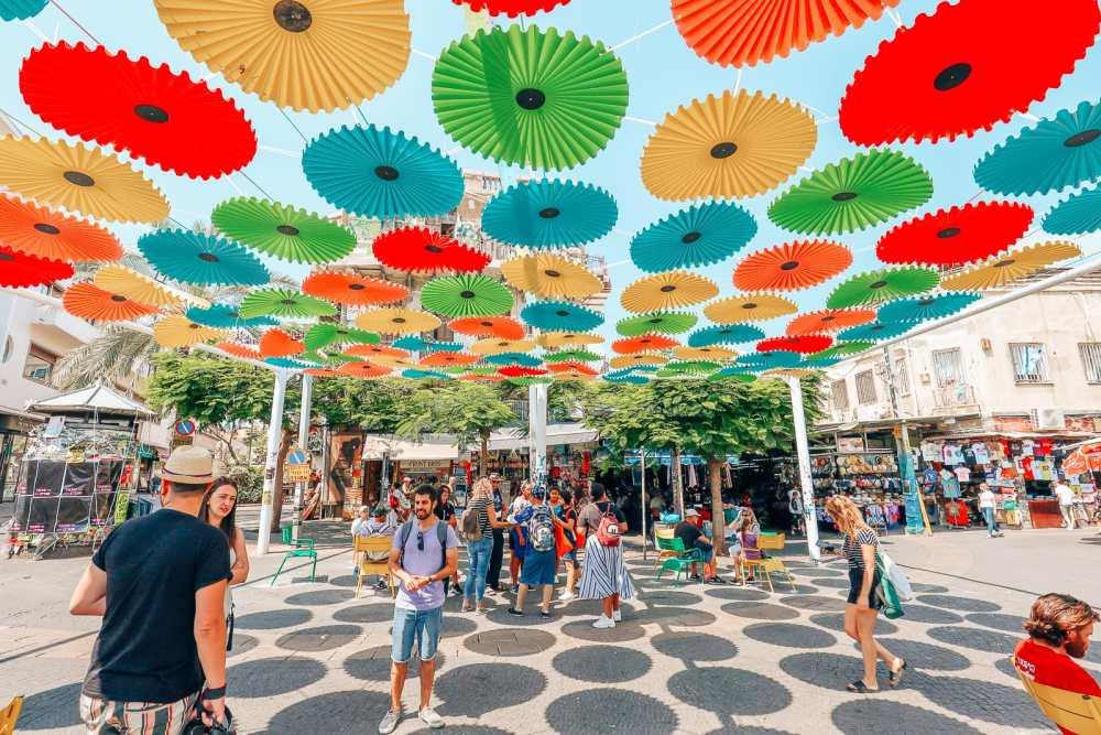 First Day In Tel Aviv, Israel (4)