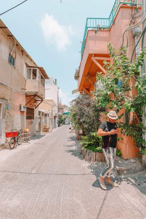 First Day In Tel Aviv, Israel (27)