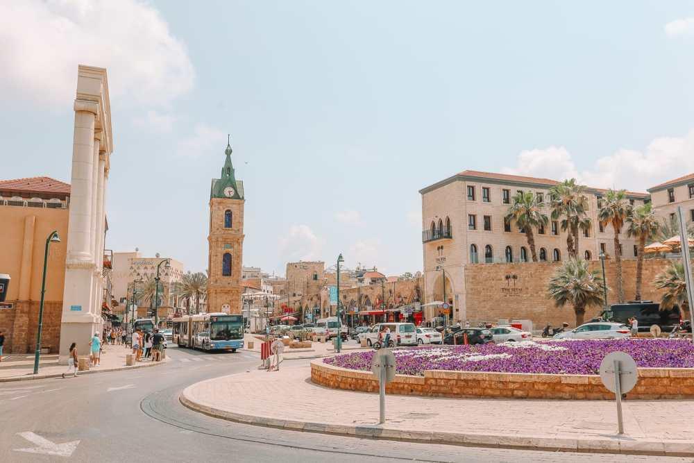 First Day In Tel Aviv, Israel (38)