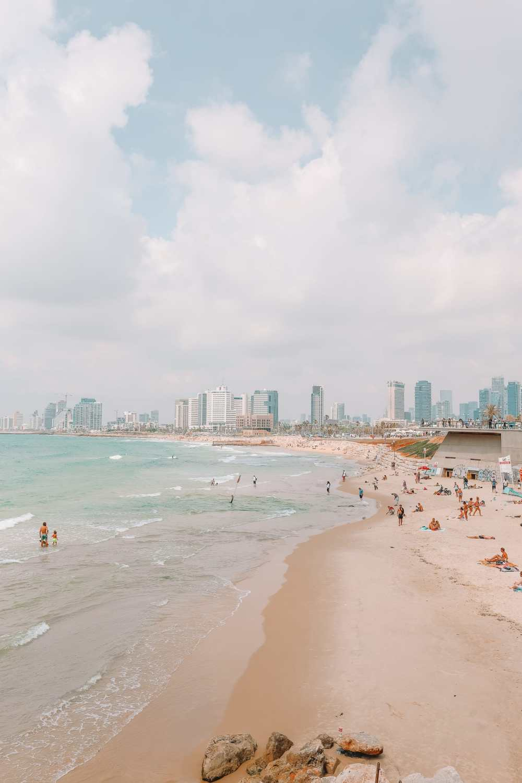 First Day In Tel Aviv, Israel (44)