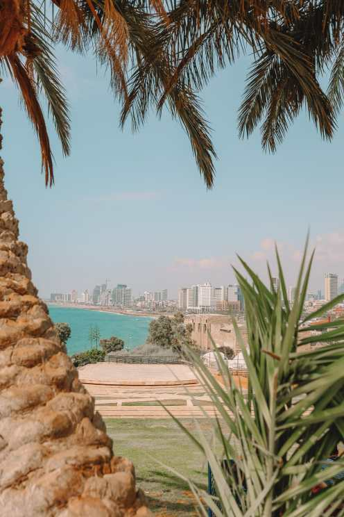First Day In Tel Aviv, Israel (56)