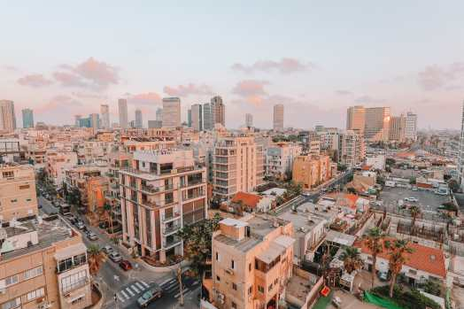 First Day In Tel Aviv, Israel (64)