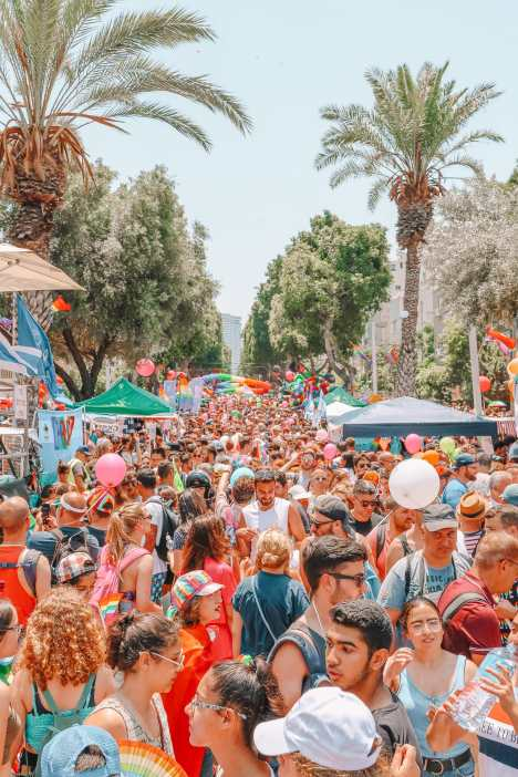 Tel Aviv Pride (4)