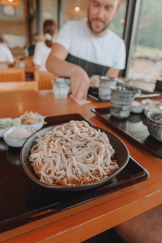 A Misogi Purification Ritual And Temples In Hakusan City - Japan (28)