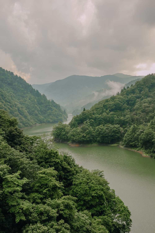 A Misogi Purification Ritual And Temples In Hakusan City - Japan (12)