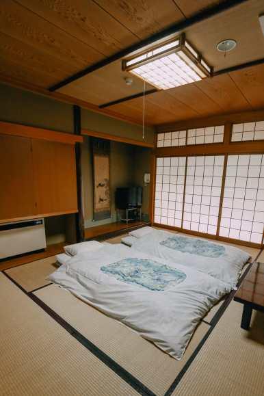 A Misogi Purification Ritual And Temples In Hakusan City - Japan (11)