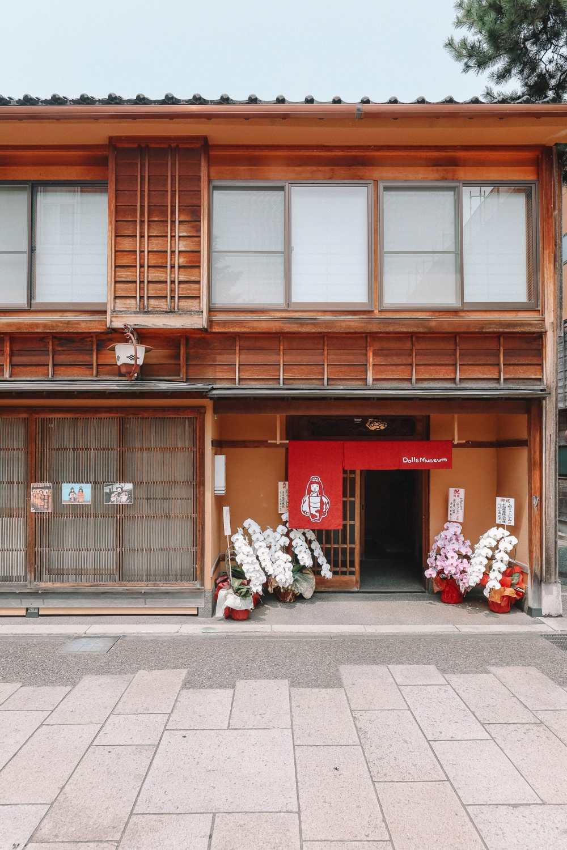Visiting The Geisha District And Kaiseki Dining In Kanazawa - Japan (27)