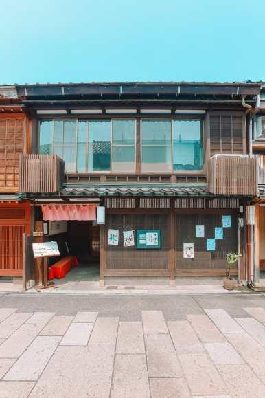 Visiting The Geisha District And Kaiseki Dining In Kanazawa - Japan (26)