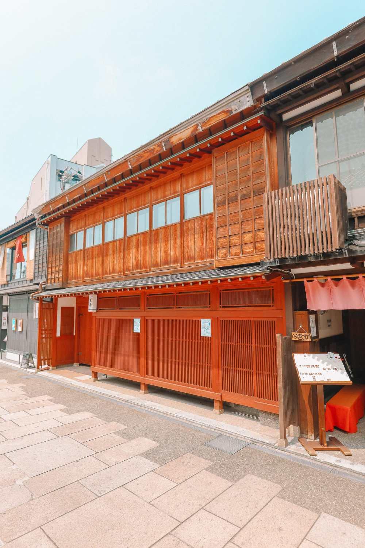 Visiting The Geisha District And Kaiseki Dining In Kanazawa - Japan (25)