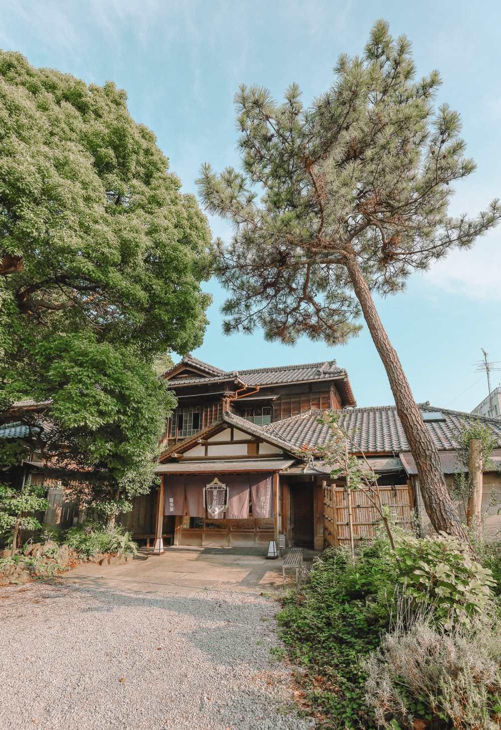 Temple Searching And Traditional Ryokans In Yokohama - Japan (5)