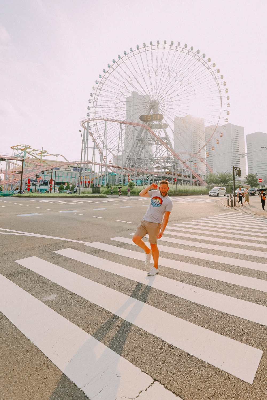24 Hours Exploring Downtown Yokohama - Japan (39)