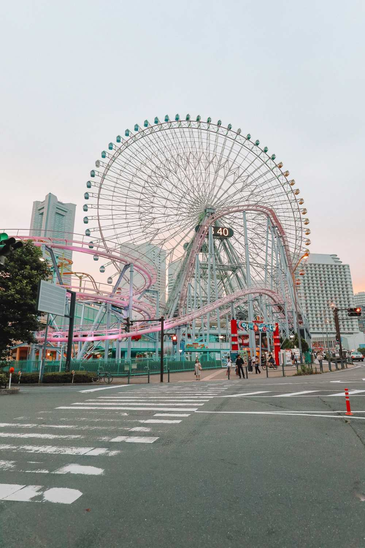 24 Hours Exploring Downtown Yokohama - Japan (29)