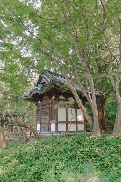Exploring Sankeien Garden, Markets And The Mall In Yokohama - Japan (20)