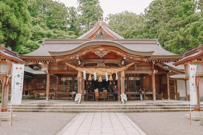 Finding The Samurai District Of Kanazawa and Hakusan City - Japan (30)