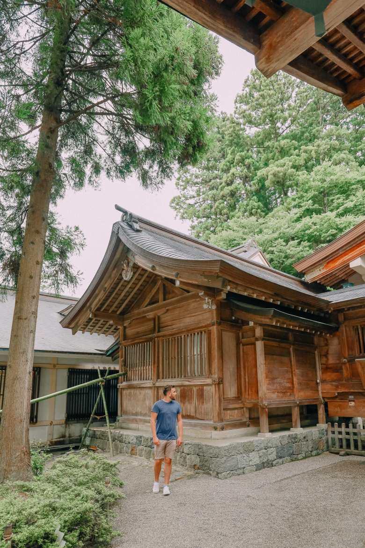 Finding The Samurai District Of Kanazawa and Hakusan City - Japan (29)