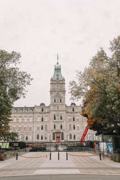 The Absolutely Beautiful French City Of Quebec, Canada (16)