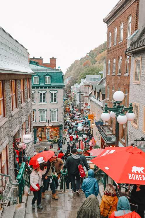 The Absolutely Beautiful French City Of Quebec, Canada (29)