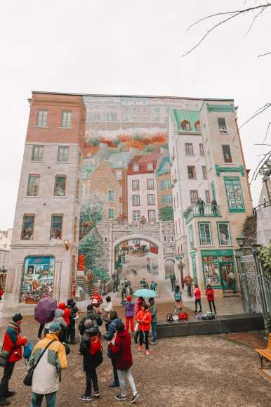 The Absolutely Beautiful French City Of Quebec, Canada (30)