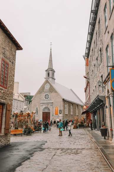 The Absolutely Beautiful French City Of Quebec, Canada (33)