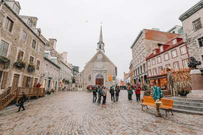 The Absolutely Beautiful French City Of Quebec, Canada (35)
