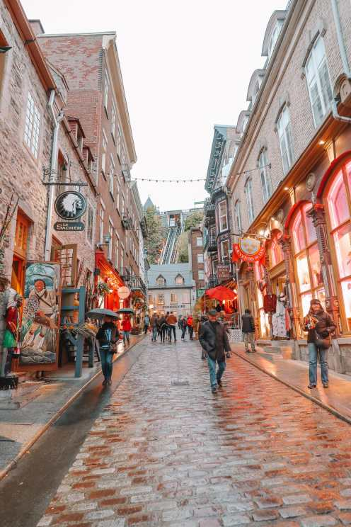 The Absolutely Beautiful French City Of Quebec, Canada (42)