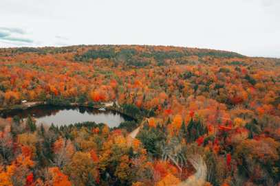 This Is One Of The Best View In All Of Quebec, Canada (12)