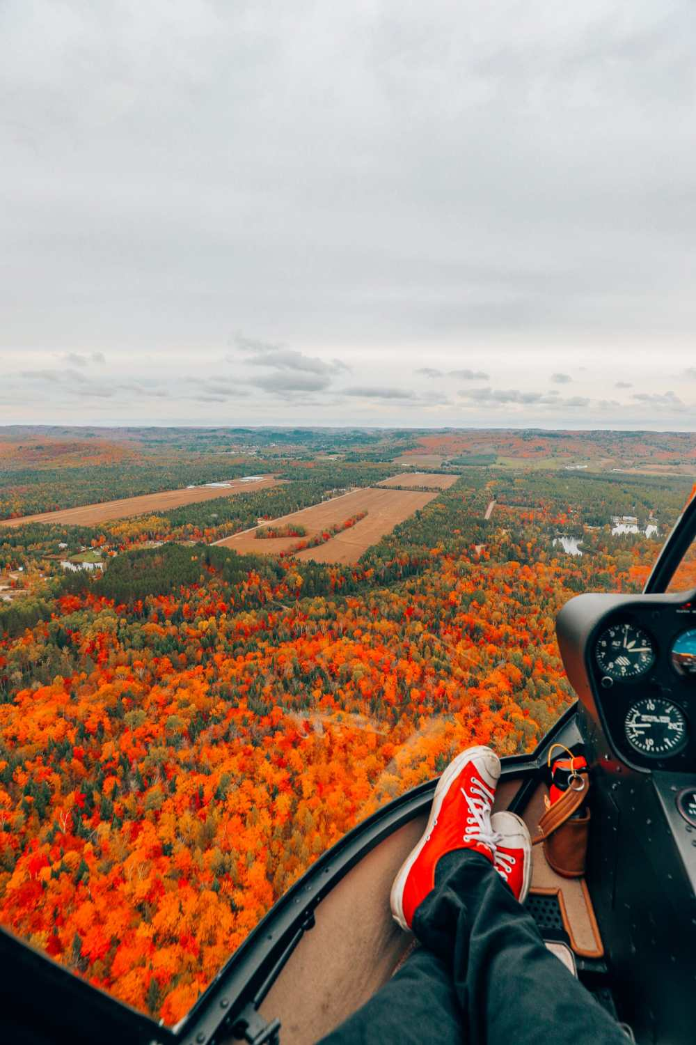 This Is One Of The Best View In All Of Quebec, Canada (6)