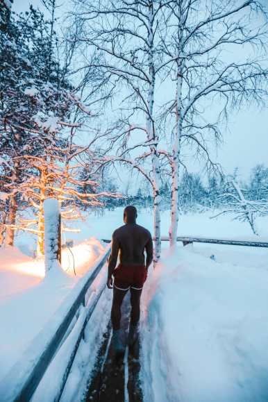The First 24 Hours In Lapland, Finland (30)