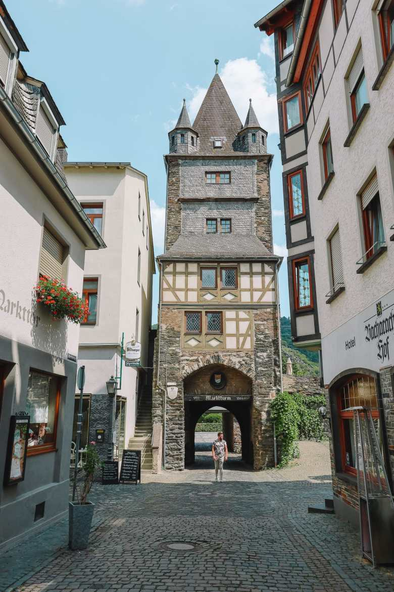 The Beautiful German Town Of Bacharach (15)