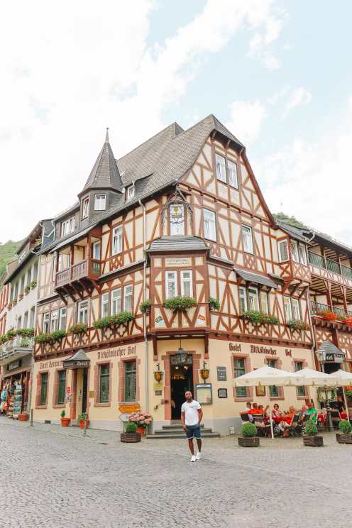 The Beautiful German Town Of Bacharach (18)