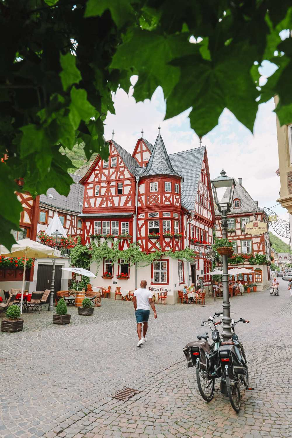 The Beautiful German Town Of Bacharach (20)