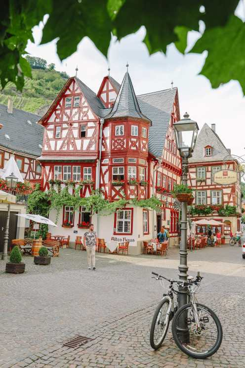 The Beautiful German Town Of Bacharach (49)