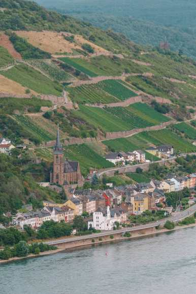 The Beautiful German Town Of Bacharach (54)