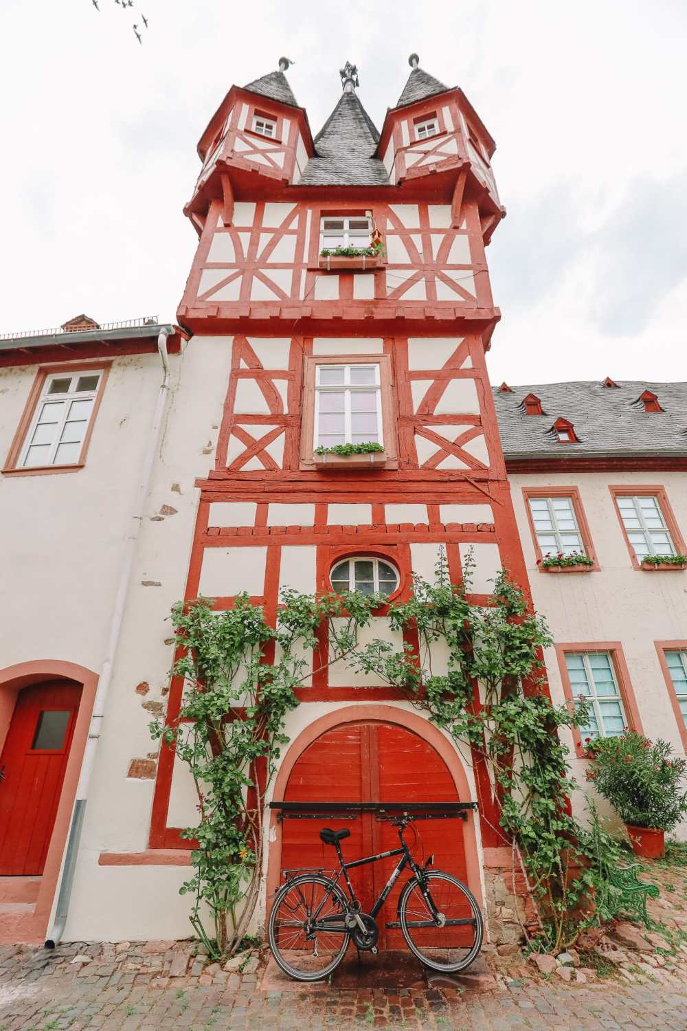 The Beautiful German Town Of Bacharach (64)