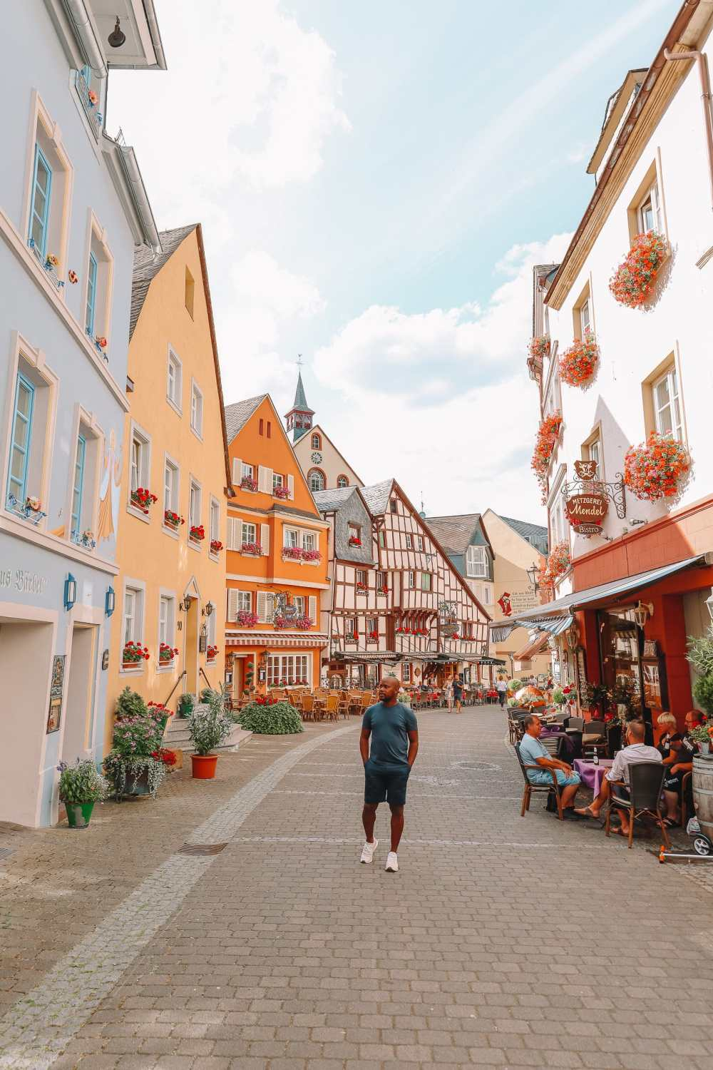 The Incredible Moselle Loop And Beautiful Town Of Bernkastel Kues In Germany (33)