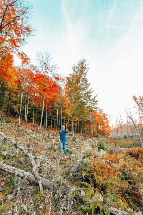 Getting Lost In Nature (And With Beavers) In Quebec, Canada (23)