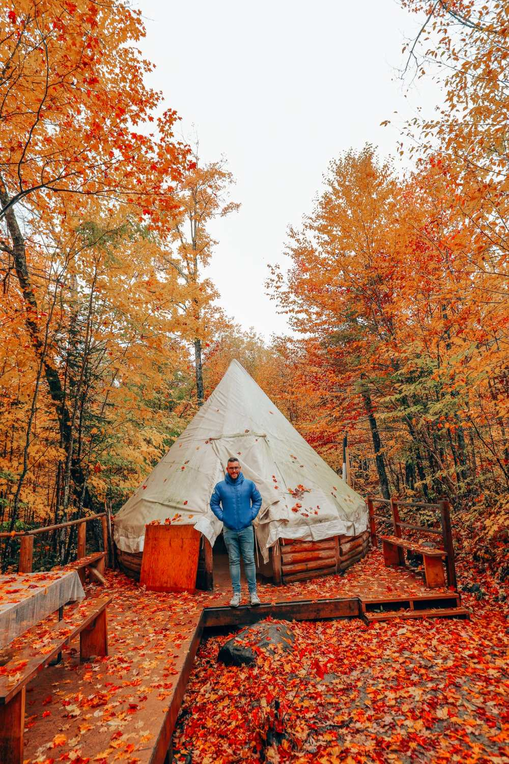 Getting Lost In Nature (And With Beavers) In Quebec, Canada (45)