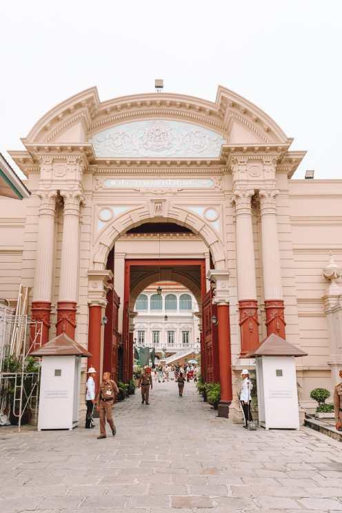 The Grand Palace And Khlongs Of Bangkok, Thailand (10)