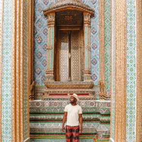 The Grand Palace And Khlongs Of Bangkok, Thailand (21)